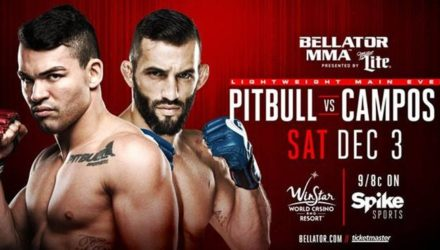 Bellator 167 Pitbull vs Campos 2