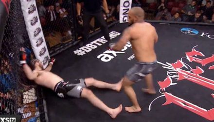 CES 39 Fight Highlights