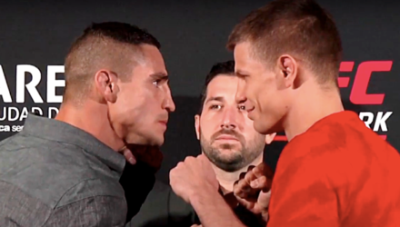 Diego Sanchez vs Marcin Held Media Day