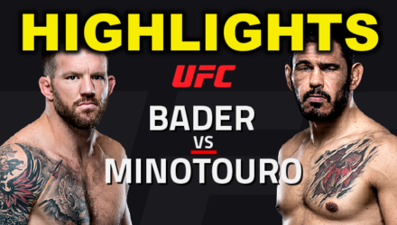 UFC Fight Night 100 Highlights