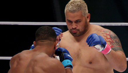 Alistair Overeem vs Mark Hunt at Dream 5 in Japan