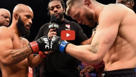 Demetrious Johnson vs Tim Elliott Fight Highlights