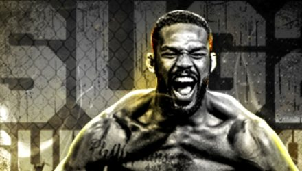 Jon Jones SUG2 Poster