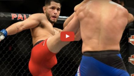 Jorge Masvidal vs Jake Ellenberger Fight Highlights