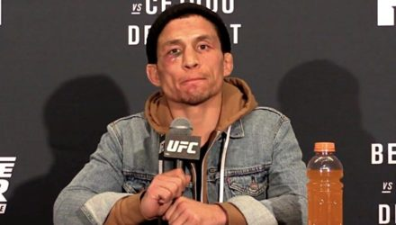 Joseph Benavidez TUF 24 Finale Post-Fight Press Conference
