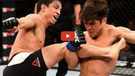 Joseph Benavidez vs Henry Cejudo highlights