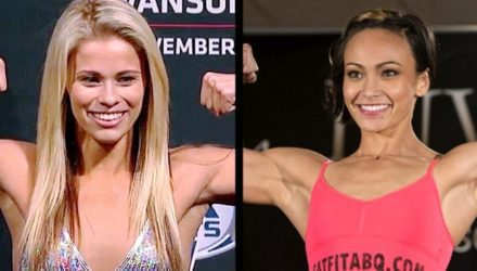 Paige VanZant vs Michelle Waterson weigh-ins
