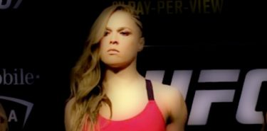 Ronda Rousey UFC 207 weigh-in Gloom