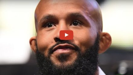 TUF 24 Finale Demetrious Johnson Post Presser Video