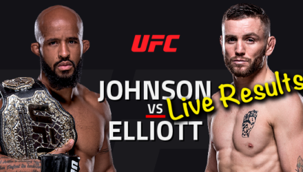 TUF 24 Finale Live Results