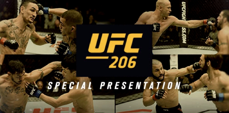 UFC 206 Special Presentation on FOX