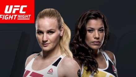 UFC on FOX 23 Shevchenko vs Pena