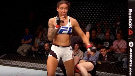 Germaine de Randamie Fight Highlight