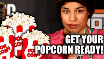 Julianna Pena - Get Popcorn Ready