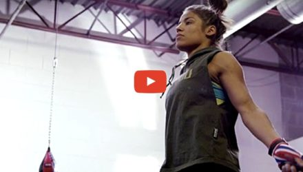 Julianna Pena Road to the Octagon
