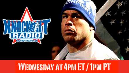 Knockout Radio Live - Tito Ortiz