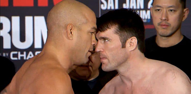 Chael Sonnen Berates Tito Ortiz in Heated Response to Potential Bellator Rematch