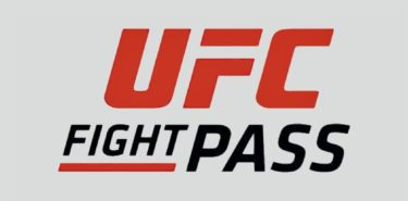 UFC Fight Pass Logo - Gray BG