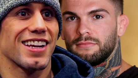 Urijah Faber and Cody Garbrandt