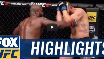 Derrick Lewis UFC Halifax Highlights