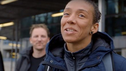 Germaine de Randamie UFC 208 Embedded Ep 3