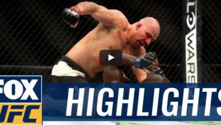 Glover Teixeira vs Jared Cannonier UFC 208 Highlights