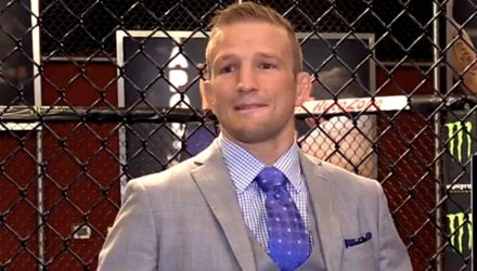 TJ Dillashaw TUF 25 Media Day