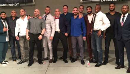 The Ultimate Fighter Season 25 Cast