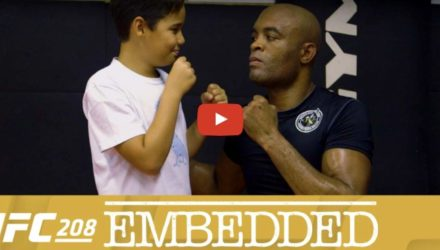 UFC 208 Embedded Episode 1