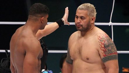 Alistair Overeem vs Mark Hunt