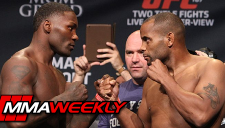 Anthony Johnson vs Daniel Cormier