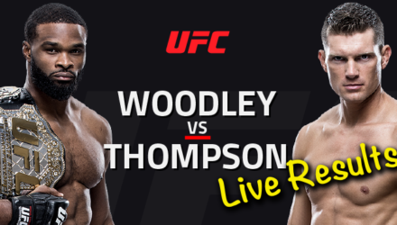 UFC 209 Live Results
