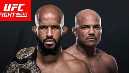 UFC on FOX 24 Johnson vs Reis