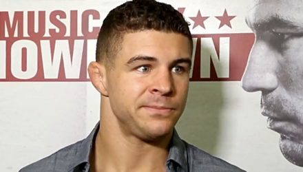 Al Iaquinta UFC Nashville post-fight
