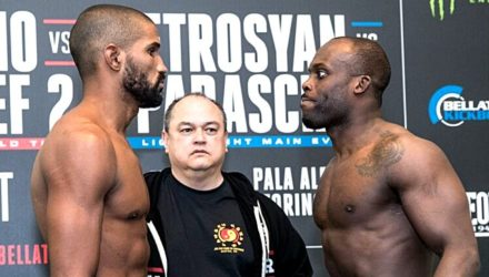 Rafael Carvalho vs Melvin Manhoef