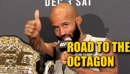 Demetrious Johnson Road to the Octagon