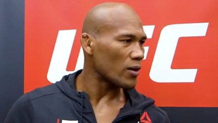 Ronaldo Jacare Souza UFC on FOX 24