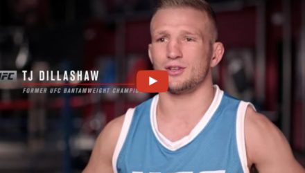 TJ Dillashaw Road to TUF Redemption