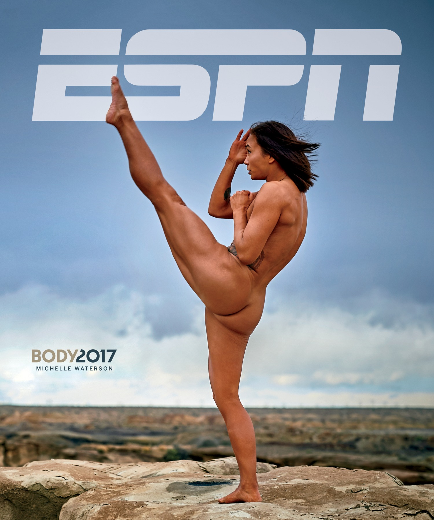 from Landen michelle waterson sexy nudes