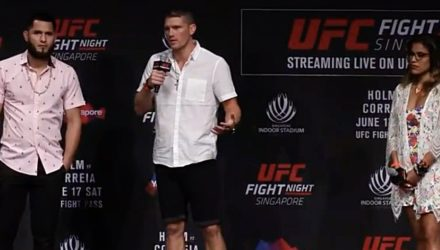 Jorge Masvidal, Stephen Thompson, Julianna Pena