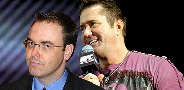 Mauro Ranallo and Mike Goldberg