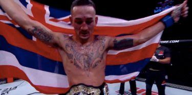 Max Holloway UFC 212 Thrill & Agony