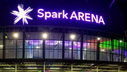 Spark Arena Auckland New Zealand