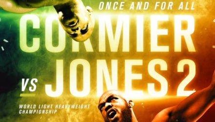 UFC 214 Cormier vs Jones 2 Fight Poster