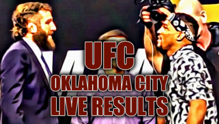 UFC Chiesa vs Lee Live Results