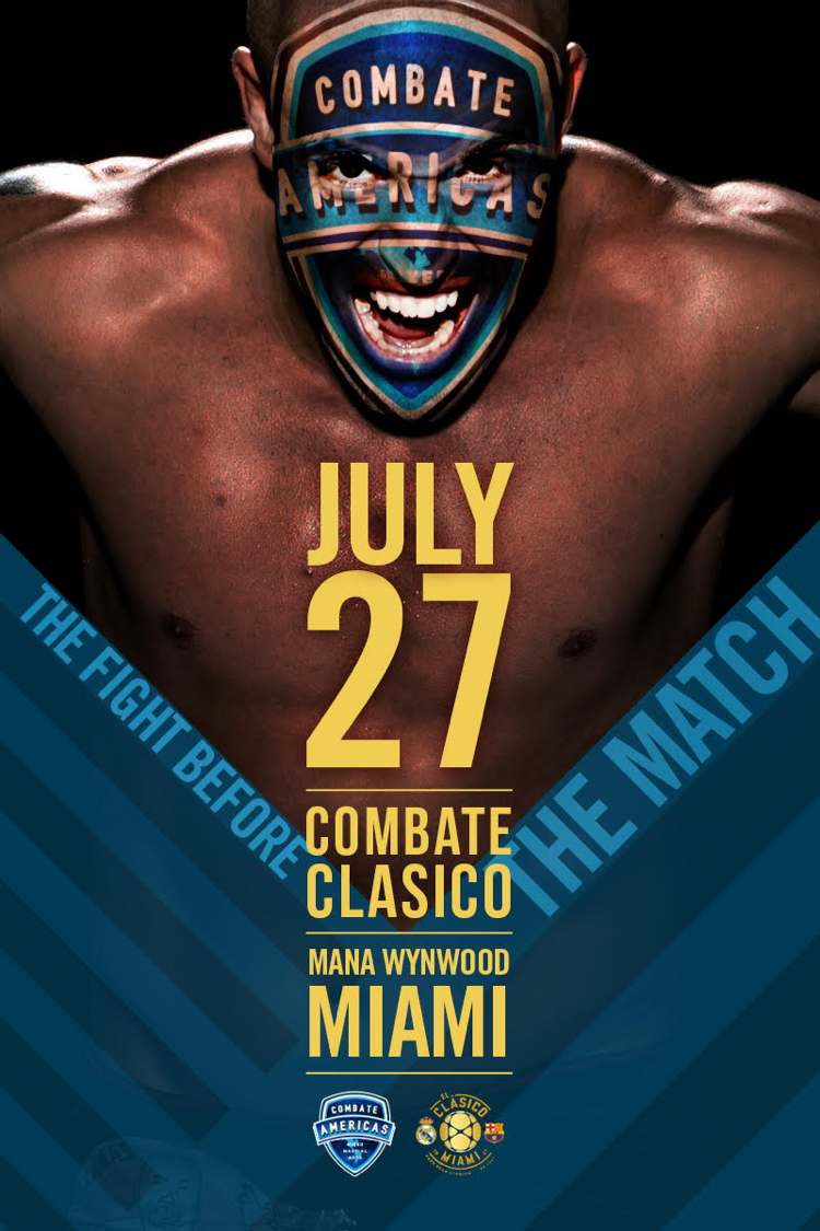 Combate Americas July 27