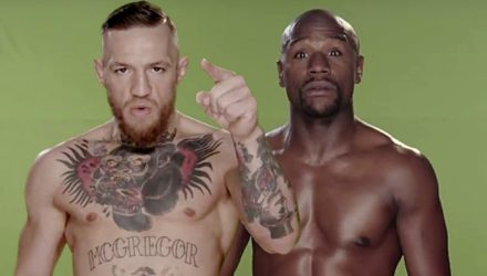 Conor McGregor & Floyd Mayweather All Access
