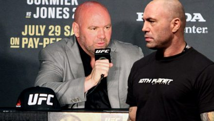 Dana White and Joe Rogan UFC 214