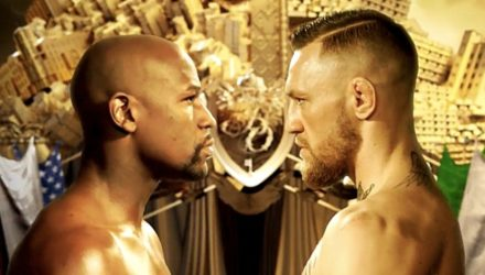Floyd Mayweather vs Conor McGregor - 2 Kings Collide