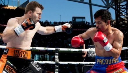 Jeff Horn vs Manny Pacquiao